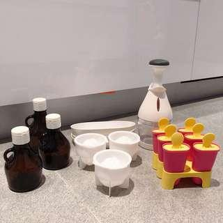$80 for all - Various kitchen stuff