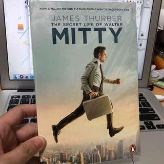 🚚 白日夢冒險王原著小說,the secret life of Walter Mitty