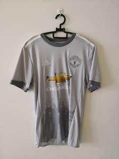 Authentic Manchester United Jersey Size S