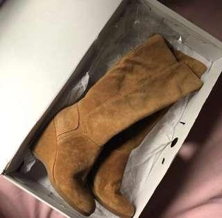 9 West Fall boots