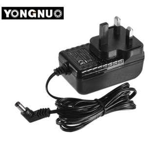 YONGNUO 12V 2A Standard Power Adapter YN300III YN216 YN1410 YN300Air YN160III YN168 YN360 LED Video Light
