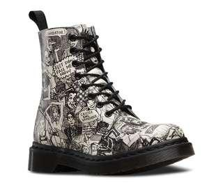 Dr. Martens Limited Edition Shoes