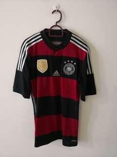 Authentic Germany Jersey Size S