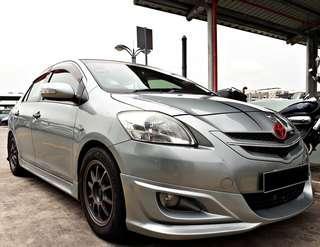 Toyota Vios 1.5 J Auto