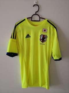 Authentic Japan Keeper Jersey