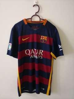 Authentic Barcelona Jersey Size S