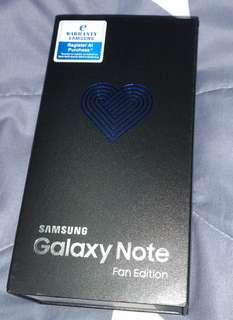 SAMSUNG NOTE FE