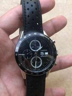 Tag heuer carrera cal16 cv2010-2 original watch only