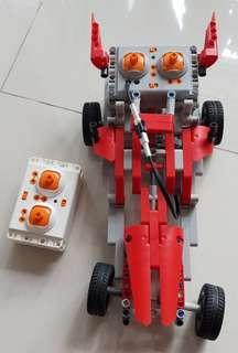 Building Block with Remote control