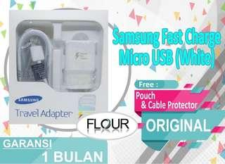CHARGER ORIGINAL SAMSUNG FAST CHARGING 15W NOTE 4 S6  EDGE