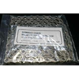 Shimano XT HG701 11 Speed Chain