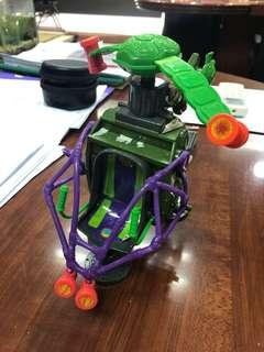TMNT Helicopter