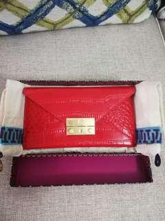 New! Tory Burch Envelope Wallet