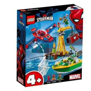 Lego Super Heroes 76134    Spider-Man: Doc Ock Diamond Heist