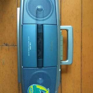 AIWA 收音錄音机 CS-100