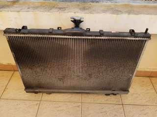 Mitsubishi Grandis NA4W radiator