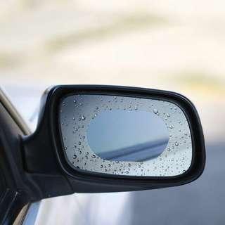 (6片裝)后視鏡防雨霧膜
