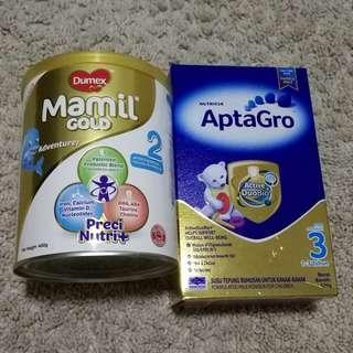 Milk Powder. Mamil gold /aptagro