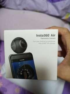 Insta360 Air 360deg camera type c