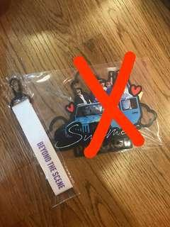 BTS Summer Package in SAIPAN *Strap & Travel Topper*
