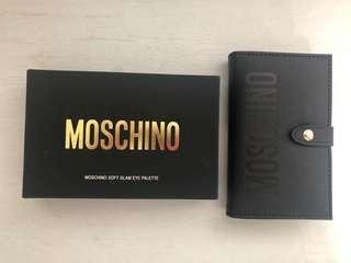 Moschino x Tonymoly eye shadow 02色