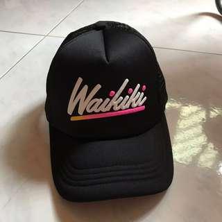 Waikiki black cap