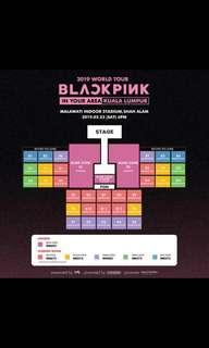 BLACKPINK 4 BLINK ZONE TICKETS AVAILABLE *UPDATED: 2 tickets remaining*