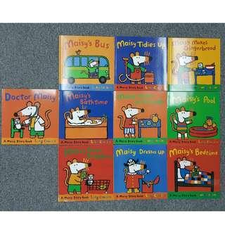 A Maisy Story Book by Lucy Cousins