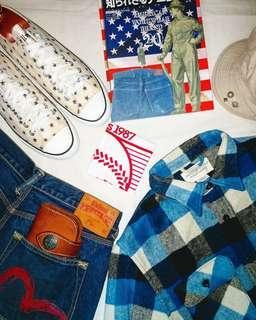 🇪🇬埃及製Denim & Supply RL American Style shirt