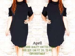 Plus size on hand