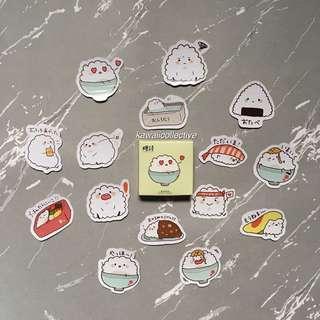 rice stickers