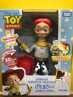 Toy Story life size talking figure Jessie