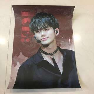 🚚 (WTS) Wanna One Ong Seongwu RE:ONG Poster