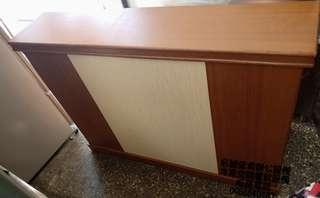 ♤名誠傢俱辦公設備冷凍空調餐飲設備♤ 櫃台 吧台 收銀台 收納櫃