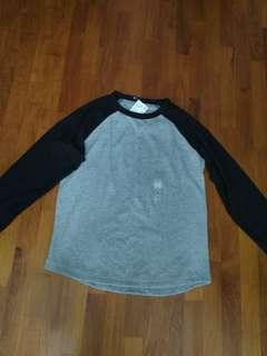 BNWT Uniqlo Boys Long Sleeve Top