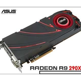 Sale - ASUS R9-290X-4GD5 graphics card