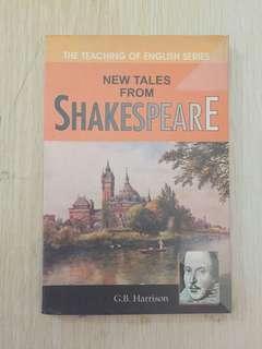 New Tales From Shakespeare (buku novel inggris)