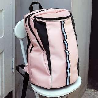 pre order pink water resistant backpack bag  RBHB050