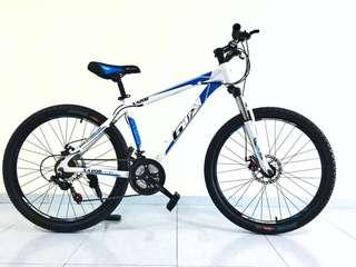 Brand new GTA mountain bike (Alloy)