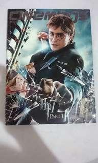 Majalah Cinemags Harry Potter Part 7