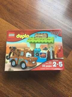 LEGO DUPLE CARS