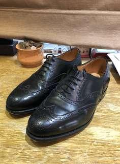 Tricker's Oxford Shoes UK 6