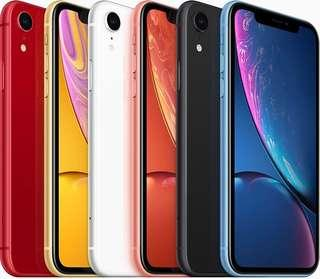 Buying back iPhone XR