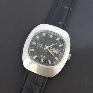 Pagol V50 Swiss Winding Vintage Watch