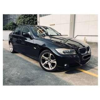 BMW 318i with Sunroof For Rent - Long Term / Private Hire Welcome