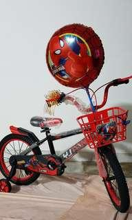 Marvel Hero Bicycles for Kids
