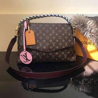 LV Beaubourg Bag With Braided Handle