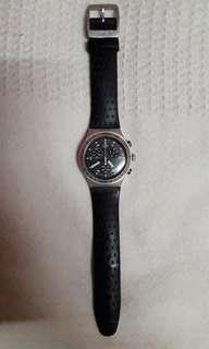 Jam tangan swatch IRONY  unisex