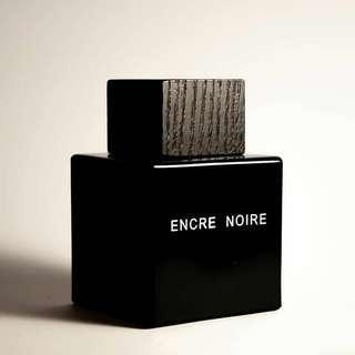 parfum lalique encre noire for man original non box