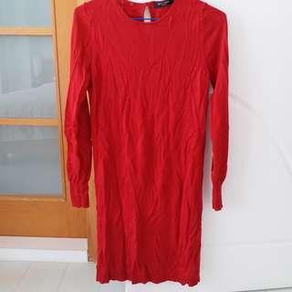G2000 Red Dress